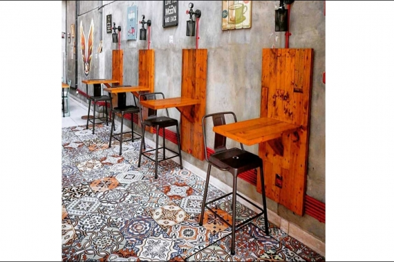 Coffee Shop - Tangerang, Indonesia | dProvence Collections