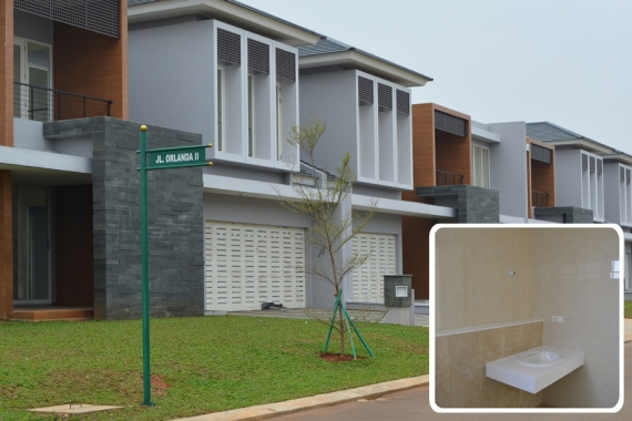Landed Residential in Serpong, Indonesia   dHybrida Collection