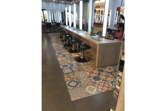 Salon in Tangerang, Indonesia | dChiazza Collection