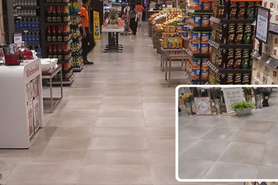 Supermarket Outlet in Tangerang, Indonesia   dPanama Collection