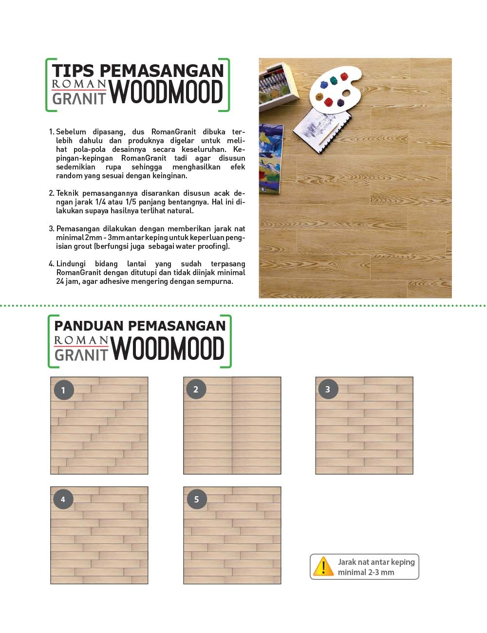 WoodMood Installation Guide